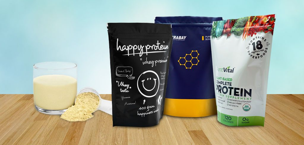 Protein Packaging 2
